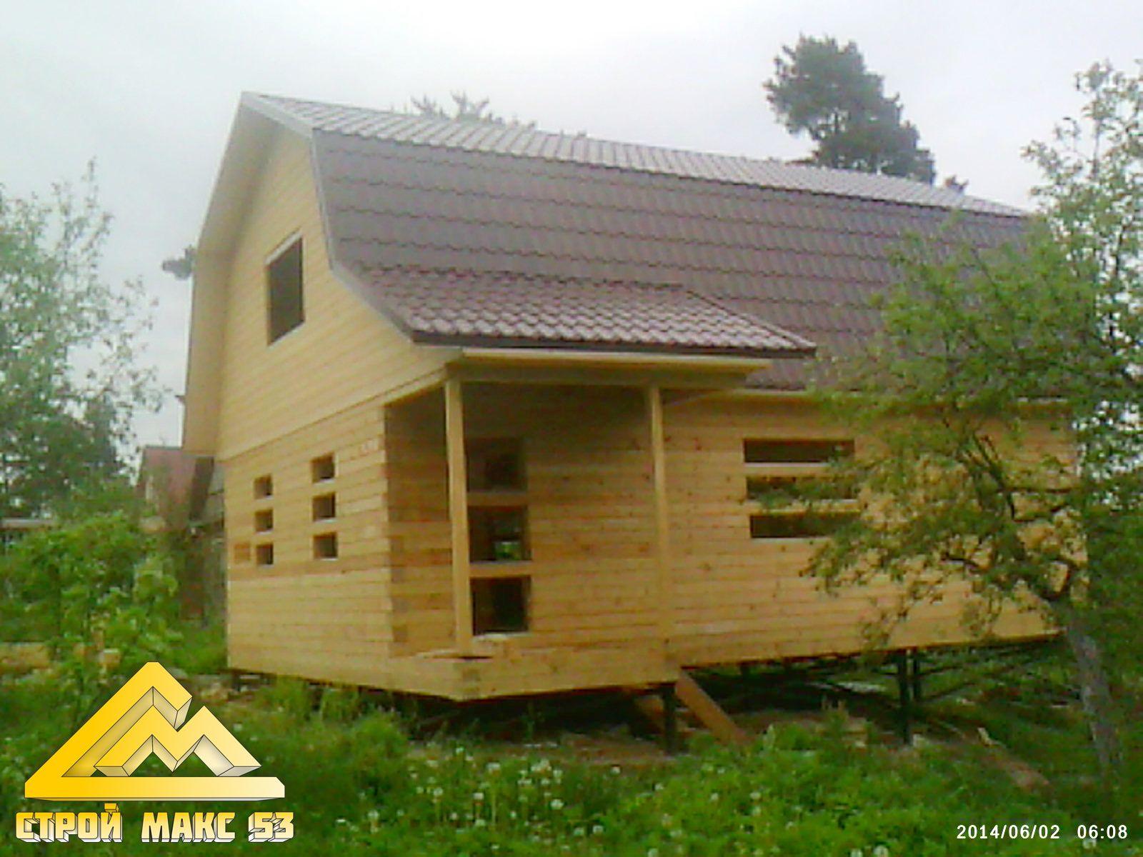 дом в г. Приозёрск Ленинградской области