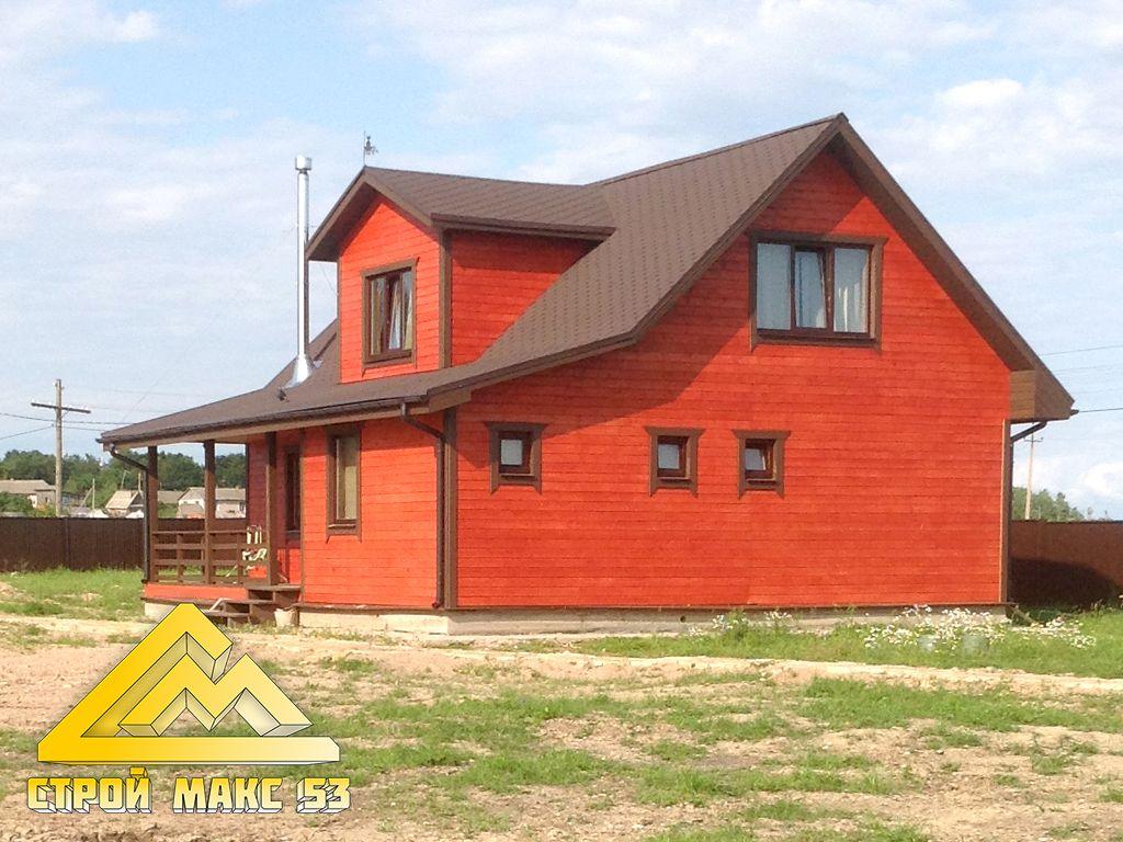 красный-дом