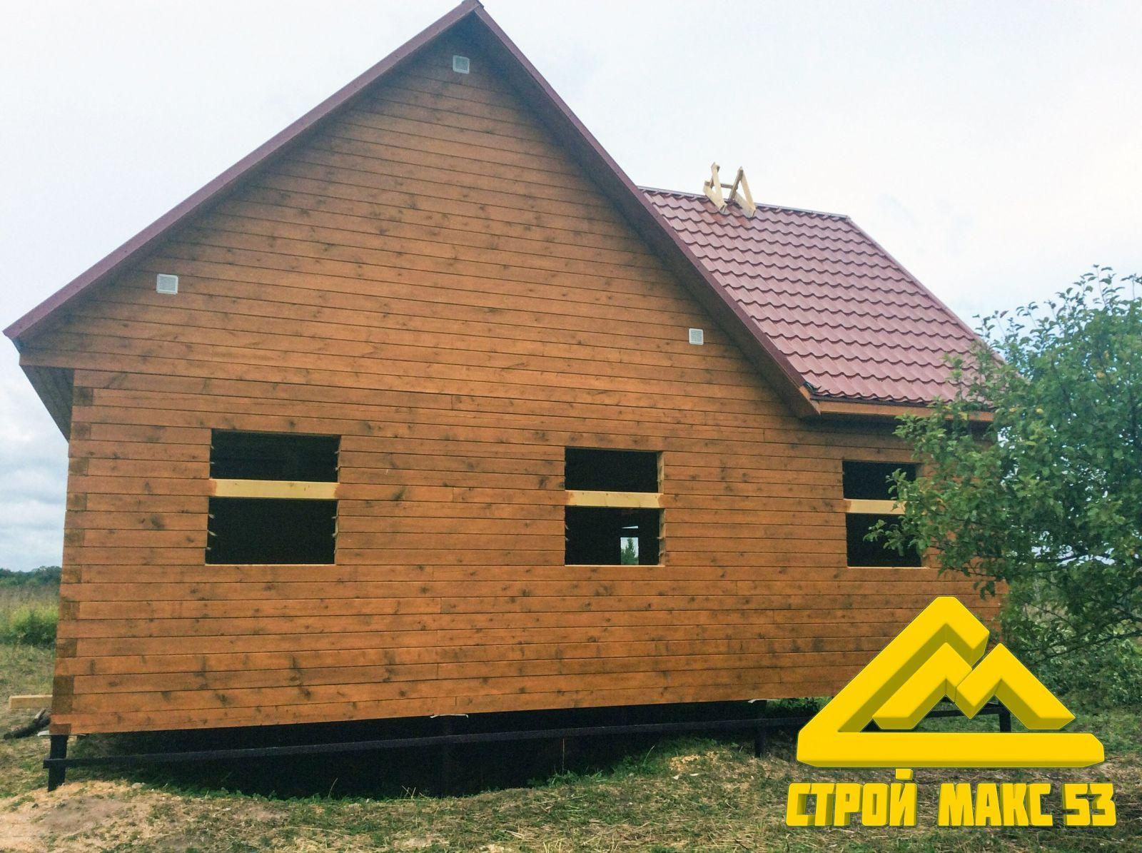 внутренняя отедлка брусового дома