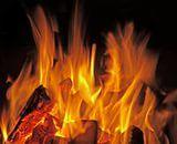 горение-древесины