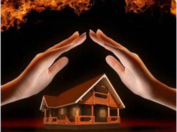 защита-дома-от-пожара