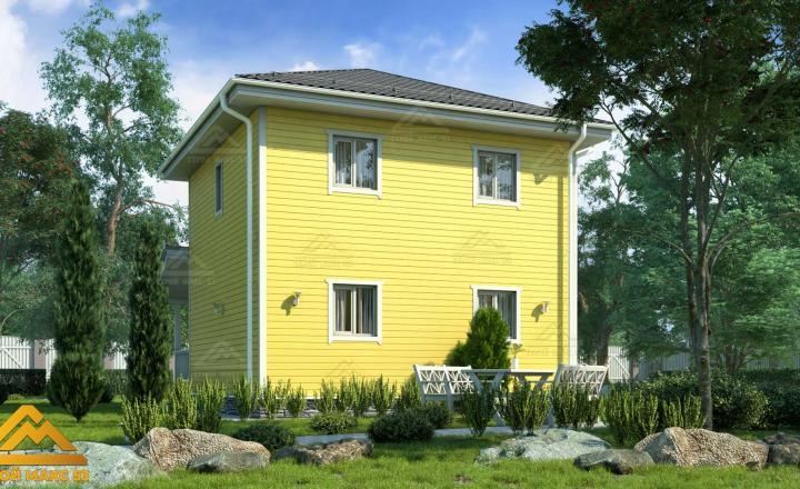 дом по финской технологии под ключ