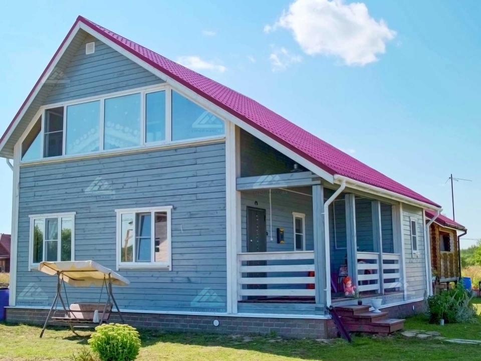 дом из бруса отзыв после 4 лет проживания