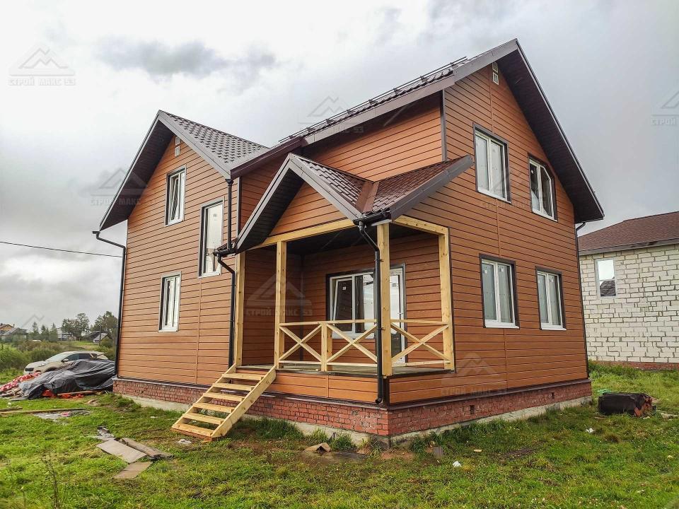 финский каркасный дом по цене квартиры