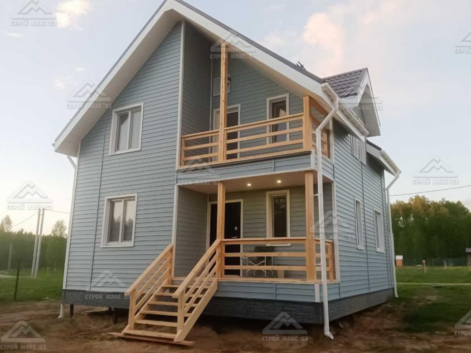 финский дом под ключ проекты и цены