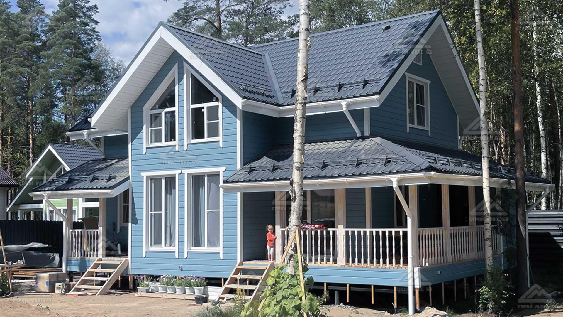 финский дом в санкт-петербурге